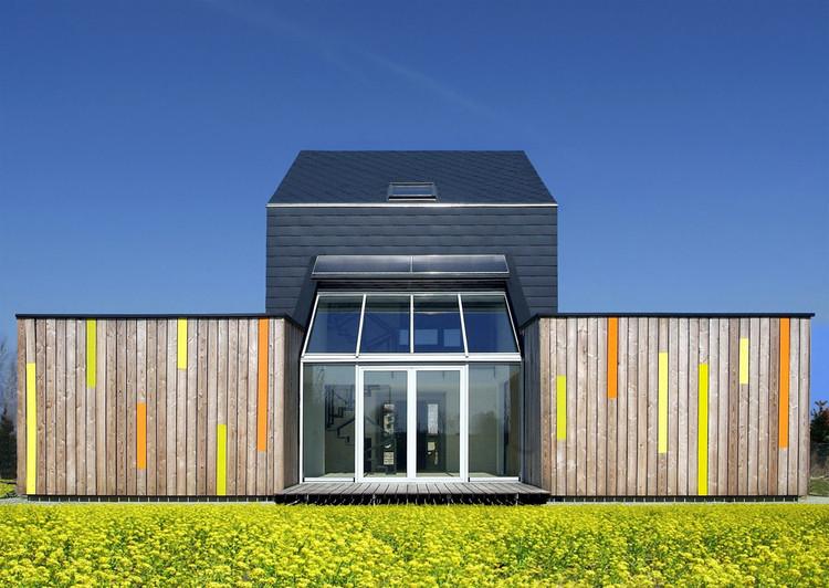 CO2 Saver House / Питер Кучия.