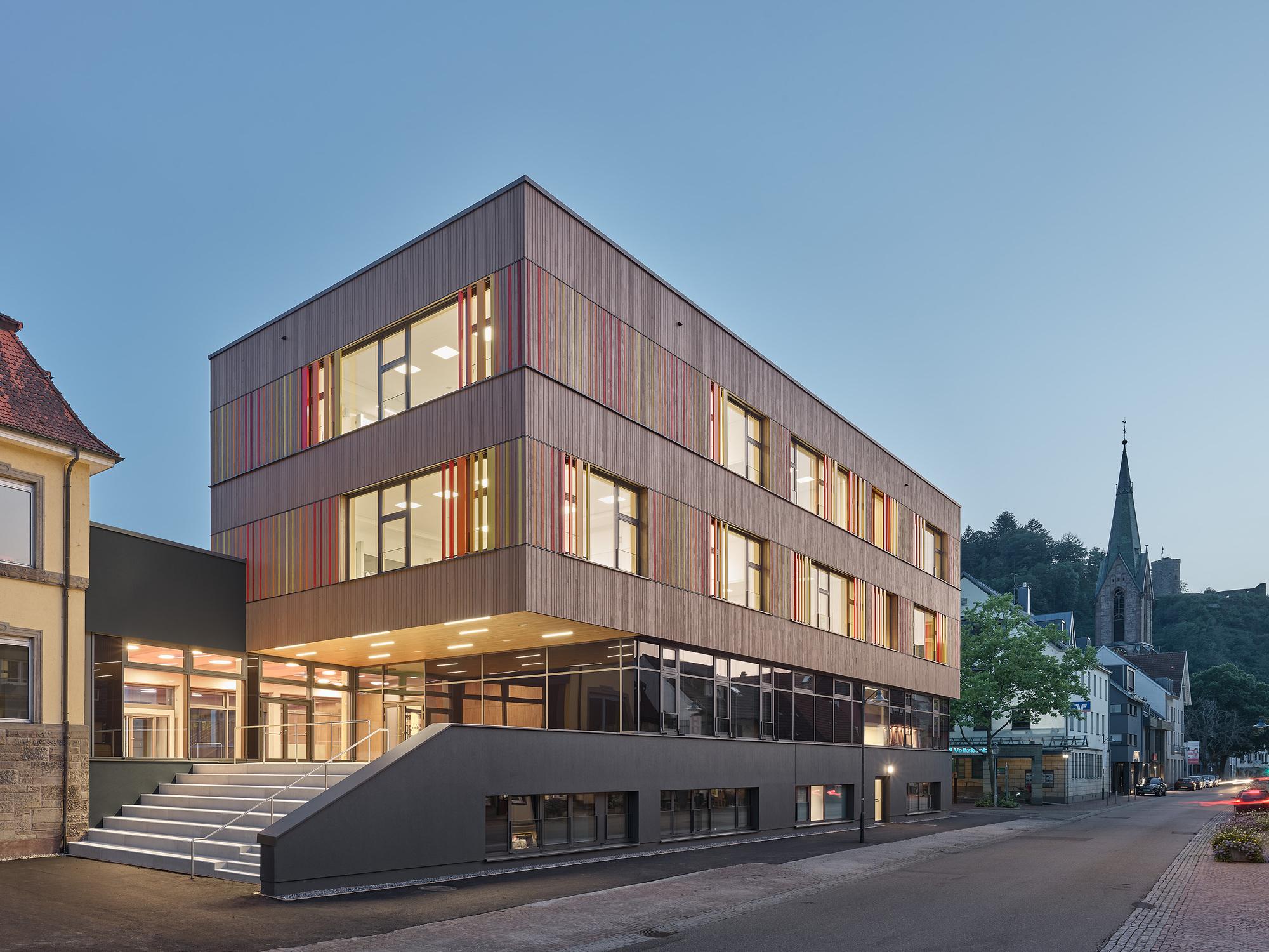 Elementary and Comprehensive School Hausach / Schatzler Architekten