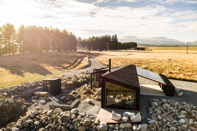 Cabaña Skylark / Barry Connor Design, © Dennis Radermacher