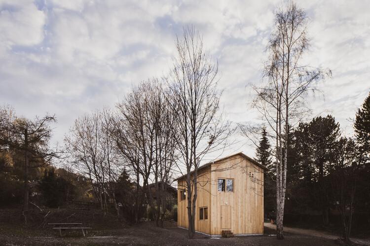 Casa pequeña / Lionel Ballmer, © Julie Masson