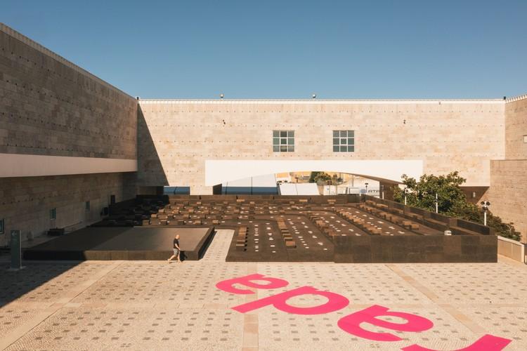 Auditório de Verão CCB / Bak Gordon Arquitectos, © Francisco Nogueira