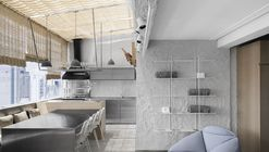 Apartament MUSA / flipê arquitetura