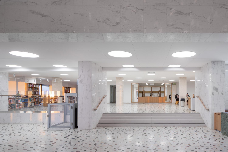 National Library of the Republic of Tatarstan / XOPA