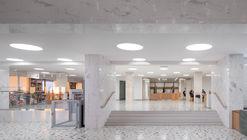 Biblioteca Nacional de la República de Tartaristán / XOPA