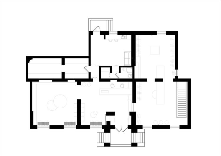 Schematic - first floor