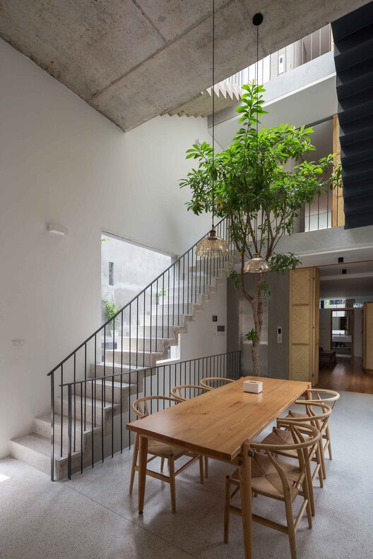 CH House / ODDO architects.  Изображение © Hoang Le photography
