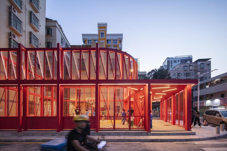 Spark Pavilion / ATMOperation.  Изображение © ACF