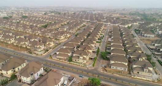 River Park Estates, Abuja, Nigeria. . Image Courtesy of Common Edge