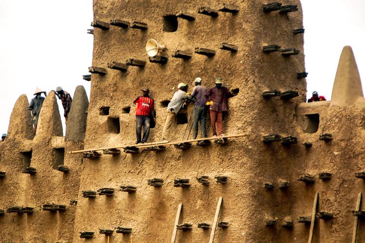 Modos de saber: a sustentabilidade holística da arquitetura vernacular africana, © Ralf Steinberger via Flickr, licensed under the Creative Commons Attribution 2.0 Generic license