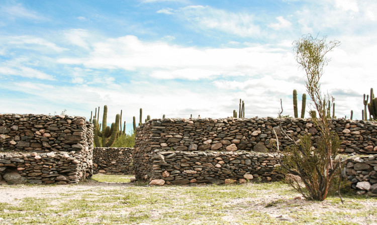Quilmes Ruins, Tucumán, Argentina. Image by Sol.Zeta. Image via Shutterstock