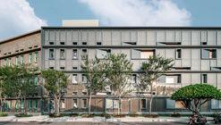 Museu de Arte Chiayi / Studiobase Architects + M.H.Wang Architects and Associates