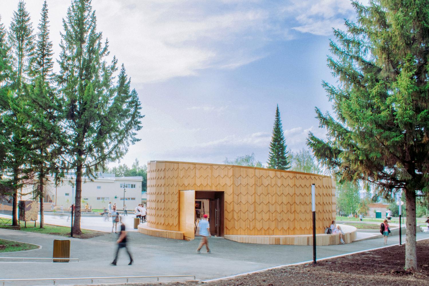 Durtuli Community Spaces / Orchestra Design