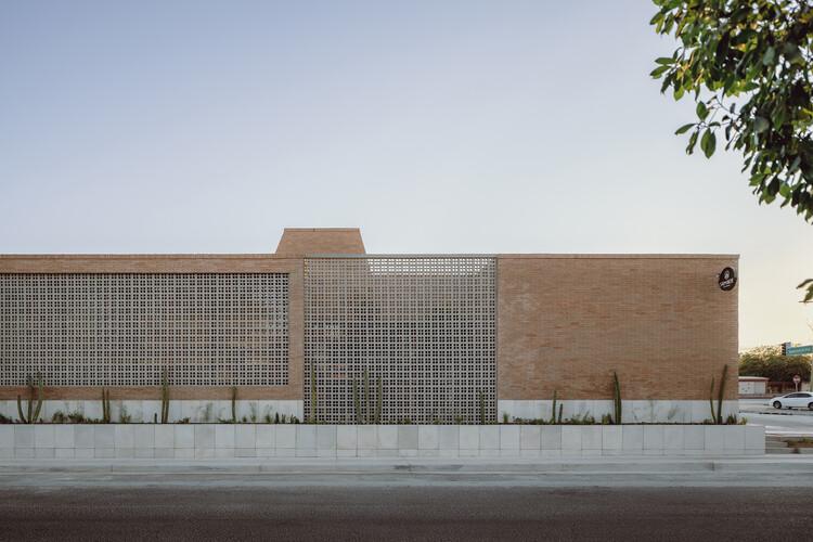 Restaurante sal de Jade / 0studio Arquitectura, © César Béjar