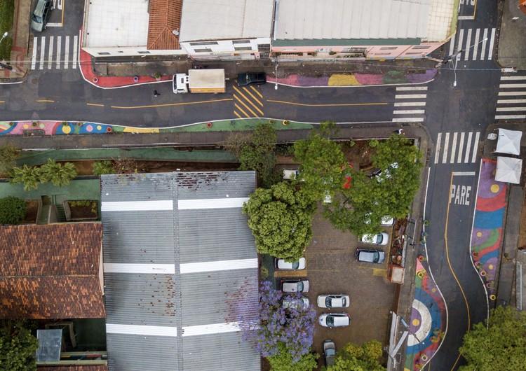 Ruas completas no Brasil: cidades que redesenharam vias com foco nas pessoas, Niterói-RJ. Foto ©  SMU/Prefeitura de Niterói