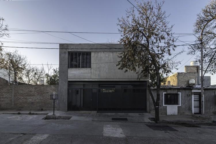Vivienda CAS / ONA - Oficina Nómada de Arquitectura, © Arq Luis Abba