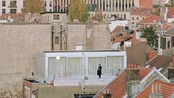Extensão da Cobertura Président / CENTRAL Office for Architecture and Urbanism