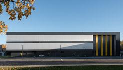 Mosfilm Cinema Warehouse / APEX Project Bureau
