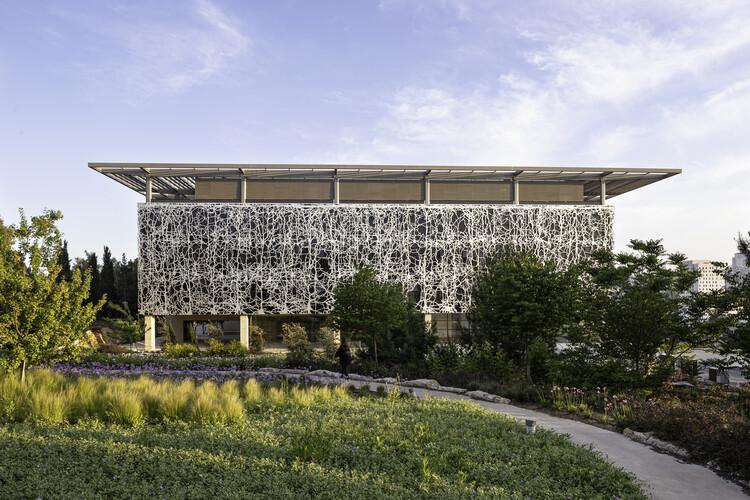 Foster + Partners completa la construcción del Centro de Ciencias del Cerebro Safra en Jerusalén, Imagen © Studio Harel Gilboa