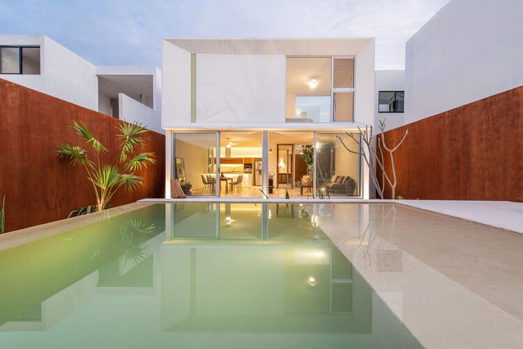 Casa Nahsac / TACO taller de arquitectura contextual , © Leo Espinosa