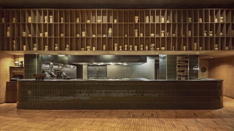 Restaurante La Tequila  / LOA, © César Béjar Studio
