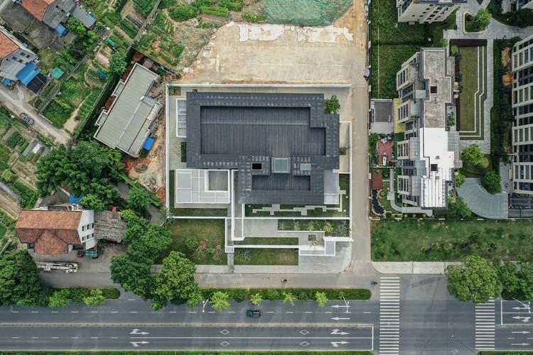 The plan photo . Image © Zhuoying Wu
