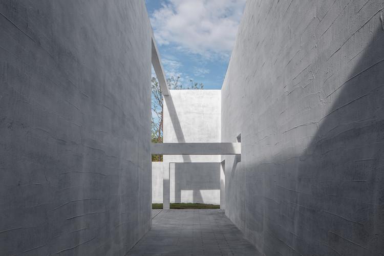 courtyard. Image © Zhuoying Wu
