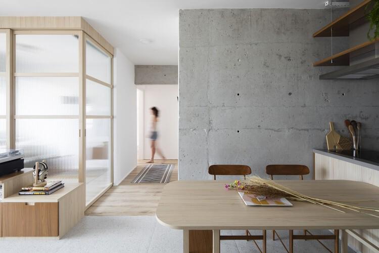 Apartamento Koke / Estúdio Minke, © Maíra Acayaba