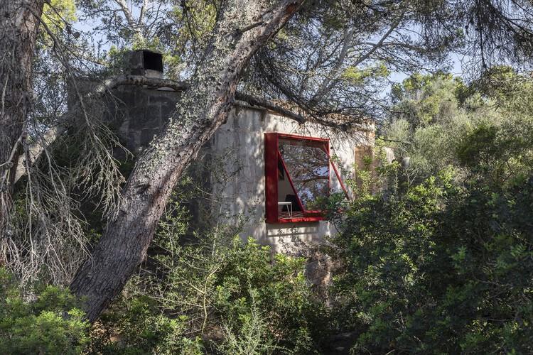 12VoltRetreat Refuge / Mariana de Delás, © Tomeu Canyellas