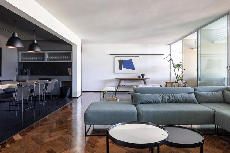 Apartamento Breu - Marcílio IV / CoDA arquitetos, © Joana França