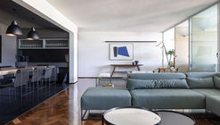 Apartamento Breu - Marcílio IV / CoDA arquitetos