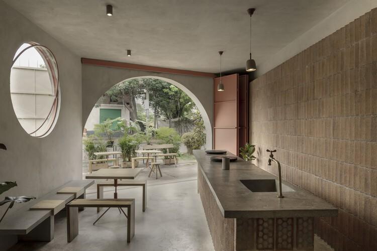 Restaurante meloso / t-unoauno + arqaz arquitectura, © Zaickz Moz