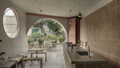 Restaurante meloso / t-unoauno + arqaz arquitectura