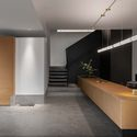 reception area. Image © Jing Guo
