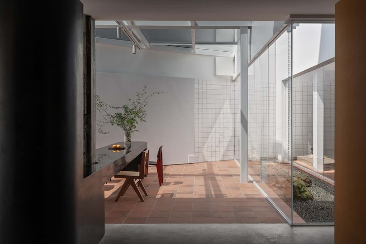 sun room. Image © Jing Guo