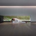 meditation room. Image © Jing Guo