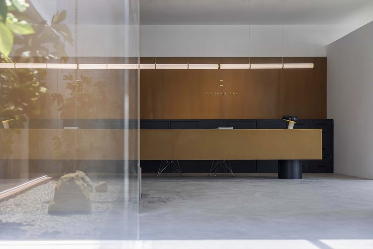 reception desk. Image © Shen-Photo