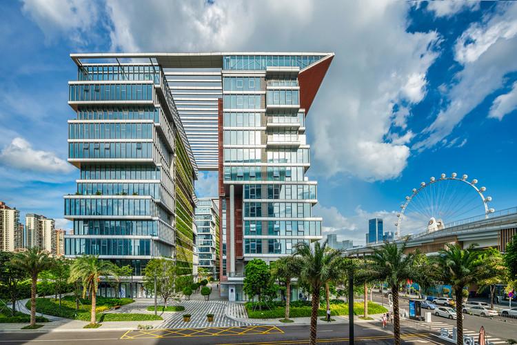 Urban Business Center. Image © Yanlong Tong