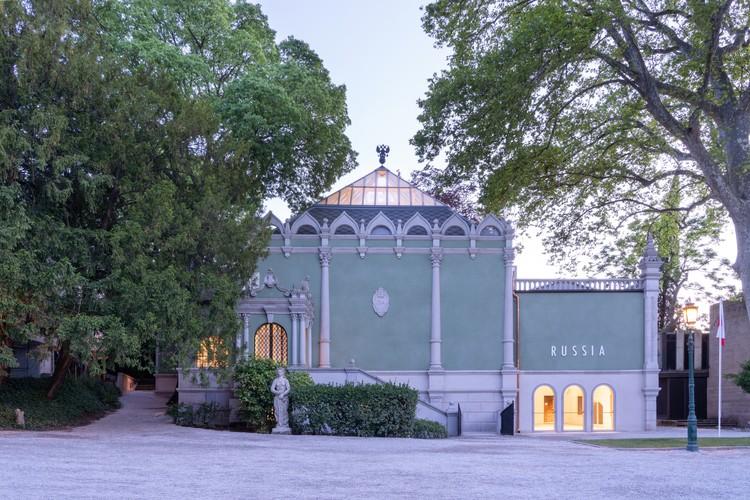 Renovation of Russian Federation Pavilion at Venice Biennale / KASA / Kovaleva&Sato Architects, © Marco Cappelletti