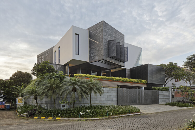 Casa GolFN / Gets Architects, © Fernando Gomulya