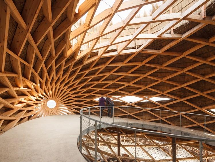 ¿Cómo los datos integrados pueden repensar la arquitectura y el diseño?, Tij Observatory / RAU architects + RO&AD Architecten. Image © Katja Effting