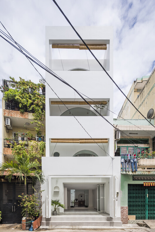 Casa Quiin 2 / 23o5Studio, © Hiroyuki Oki