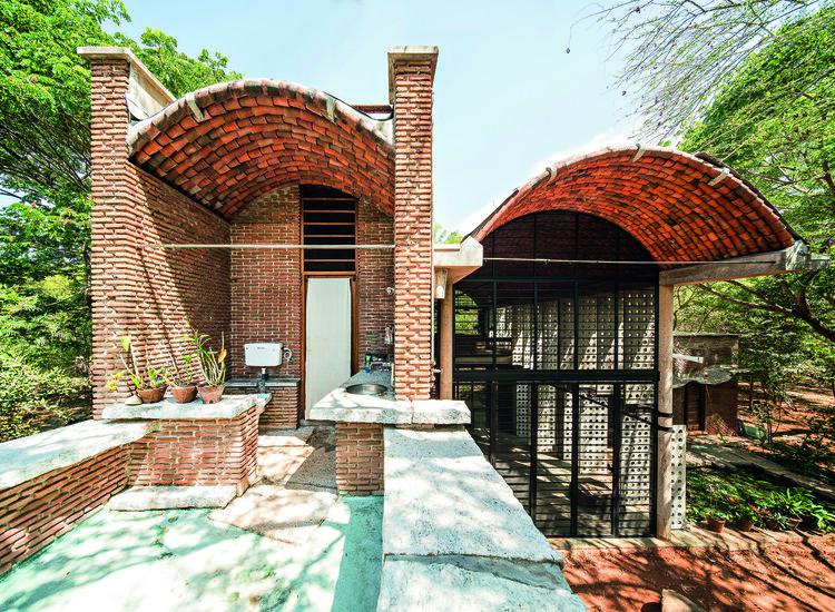 Anupama Kundoo recibe el Premio RIBA Charles Jencks 2021, Casa Wall. Imagen © Javier Callejas