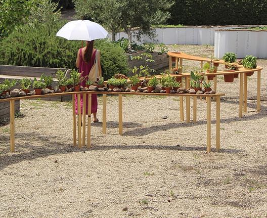 Paisajes sensoriales: un jardín didáctico y experimental en Sicilia, © Ivan Juarez | x- studio