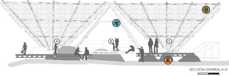 Раздел - Центр интерпретации какао / Taller Con Lo Que Hay 4 + ENSUSITIO Arquitectura
