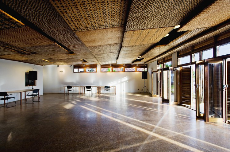 Instituto Socioambiental - ISA / Brasil Arquitetura.  Фото: © Даниэль Дуччи