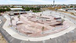 La Duna Skatepark and Communal Centre / Oficina de Vinculación UNAM + Valia Wright + Eduardo Peón + Elías Group
