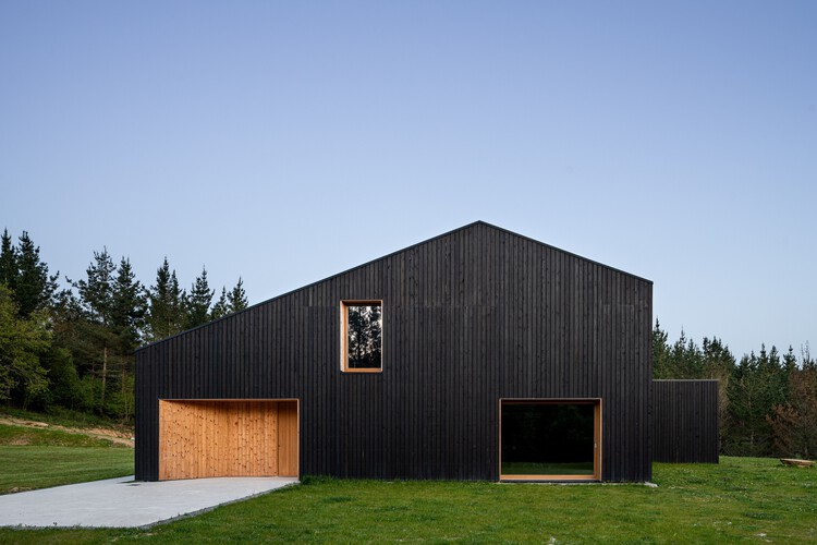 Caserío Azkarraga / BABELstudio + Bonadona Arquitectura, © Biderbost Photo