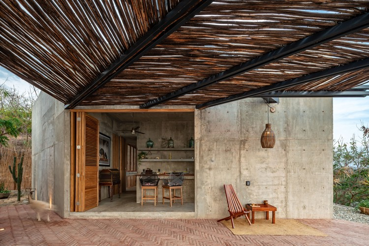 La casa del sapo / Espacio 18 Arquitectura, © Onnis Luque