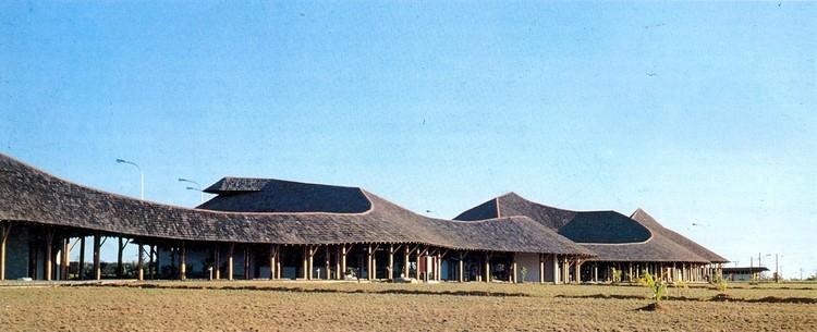 Кампус Университета Амазонаса, 1970–1980 годы.  Фото: © Севериано Порто.