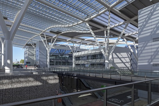 Campus Iberdrola / ABAA Arquitectura